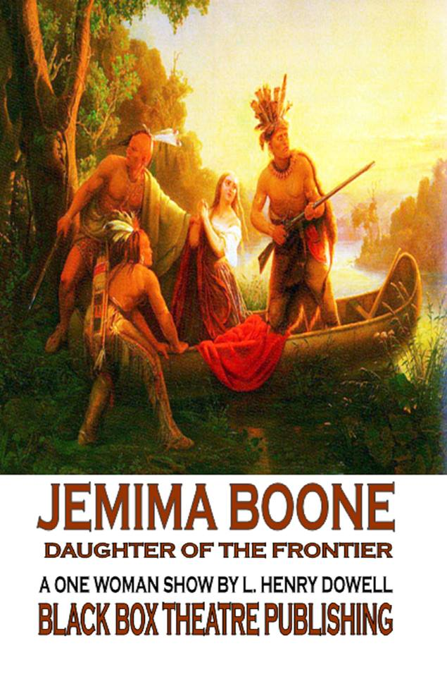 Jemima Boone: Daughter of the Frontier